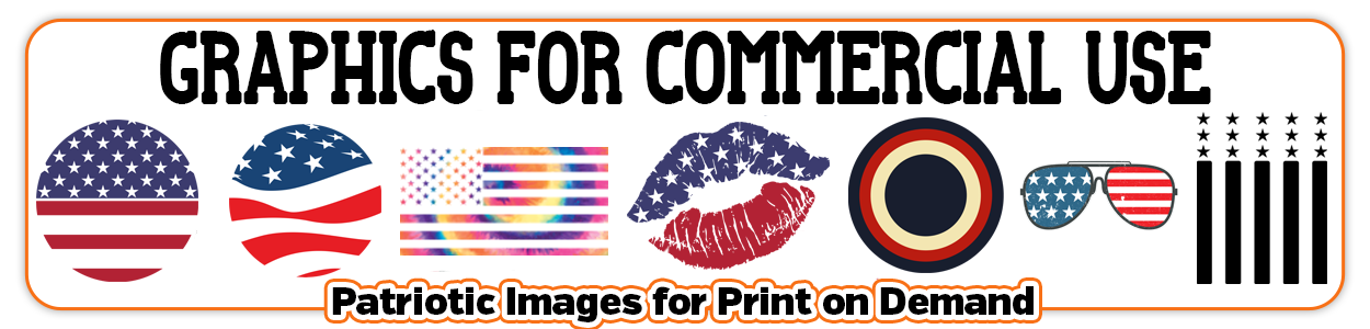 All American Graphics for Commercial Free Print on Demand